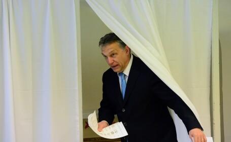 Prietenul lui Putin la nevoie se cunoaste. Viktor Orban despre sanctiunile UE: Europa s-a impuscat singura in picior
