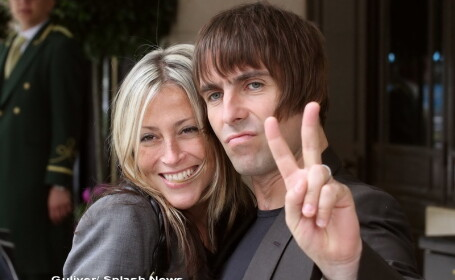 Liam Gallagher si Nicole Appleton