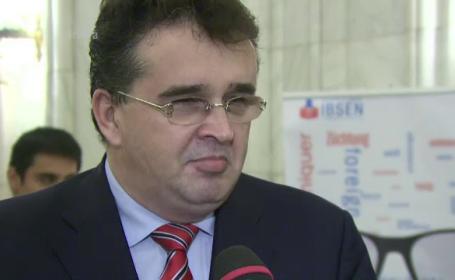 Marian Oprisan, presedintele Consiliului Judetean Vrancea, la spital. Politicianul va fi supus mai multor investigatii
