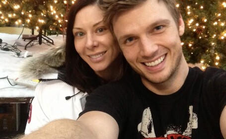 Lauren Kitt si Nick Carter