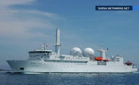 Agentia TASS: Distrugatorul american USS Donald Cook soseste in Marea Neagra