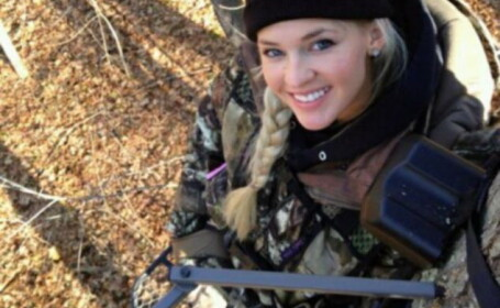 O femeie din armata SUA s-a transformat in fotomodel si va gazdui propria emisiune. VIDEO