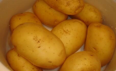 Efectele spectaculoase ale cartofului asupra pielii tale. Ce retete puteti prepara chiar la voi acasa