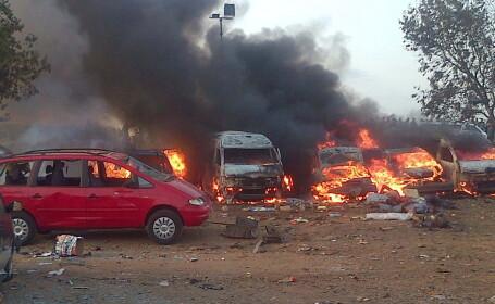 Atac terorist in Nigeria