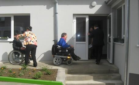 centru instruire,persoane dizabilitati