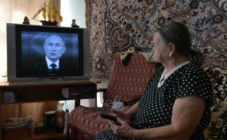 Lumea vazuta de Vladimir Putin. Ce au inteles americanii din interviul in care presedintele rus a primit 2 mil. de intrebari