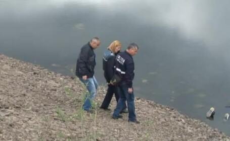 Mister in cazul unui tanar gasit mort intr-un lac din Arges. Cum a fost descoperit trupul neinsufletit