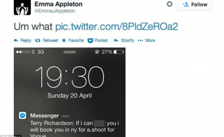 sms, Emma Appleton