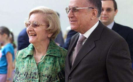 Nina Iliescu şi-a publicat talonul de pensie, pe blogul soţului său