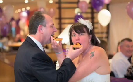 Nunta la Pizza Hut
