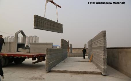 casa 3D in China