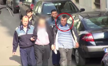 Vasile Lavric, suspect crime Radauti