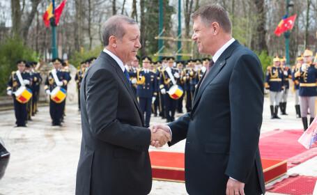 Dineul de la Palatul Cotroceni in onoarea presedintelui Turciei, anulat: \