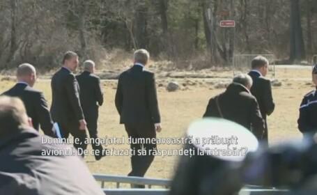 Tragedia din Alpi. Ce spun anchetatorii despre telefoanele pasagerilor din avionul Germanwings, gasite la locul prabusirii
