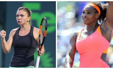 Halep, Williams