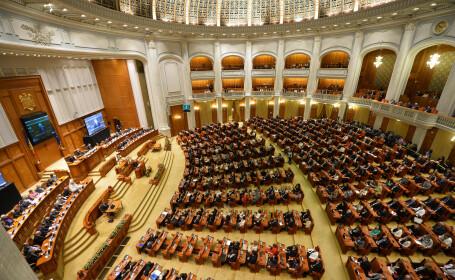 Parlamentari, vot