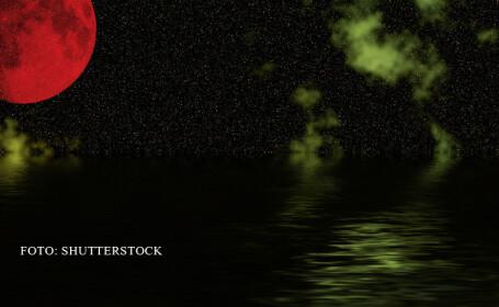 luna rosie colaj sinistru, foto Shutterstock