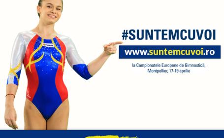 Singurul moment in care ne batem de la egal la egal cu rusii: Campionatul European de Gimnastica. Spune si tu \