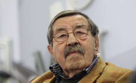 Gunter Grass, laureat al premiului Nobel pentru literatura, a murit. Scriitorul german avea 87 de ani