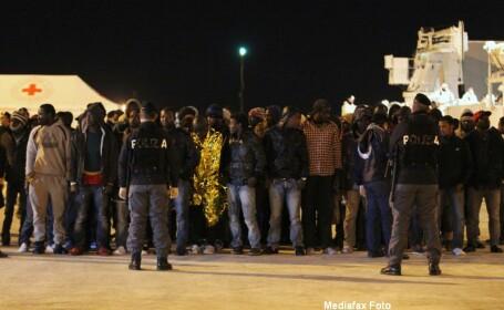 Tragedie in Marea Mediterana. 400 de imigranti ilegali au murit intr-un naufragiu