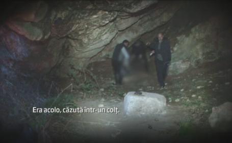 Descoperire macabra intr-o pestera. Niste turisti au descoperit cadavrul unei femei, care a fost ucisa cu violenta