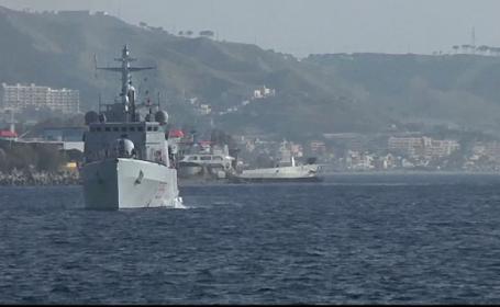 naufragiu nava Italia