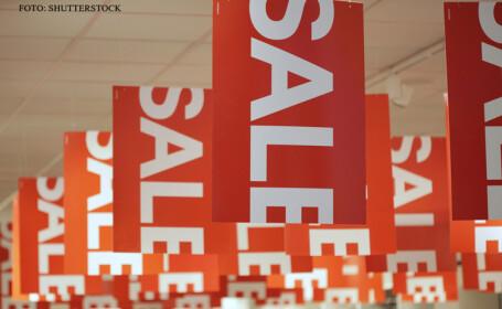 reduceri intr-un magazin din SUA FOTO SHUTTERSTOCK