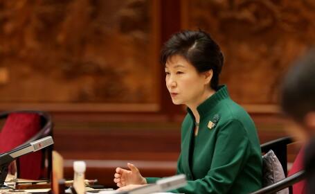 Park Geun-Hye - AGERPRES