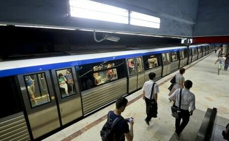 Membri ai comisiei de licitatie din Metrorex, cercetati de DNA pentru achizitia de trenuri spaniole