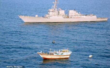 nava militara americana - Getty