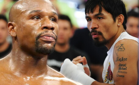 Floyd Mayweather, Manny Pacquiao - sport