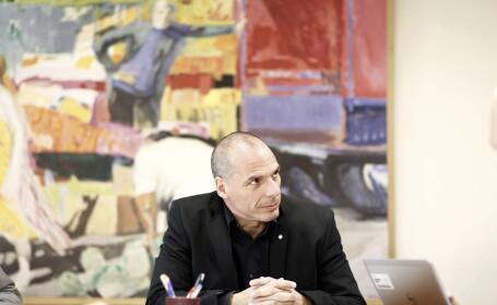 Yanis Varoufakis - GETTY