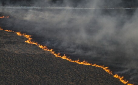 Cernobil incendiu - Getty