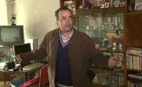 Reportaj StirileProTV: Cum arata viata unui functionar public, platit cu 1500 RON/luna. \