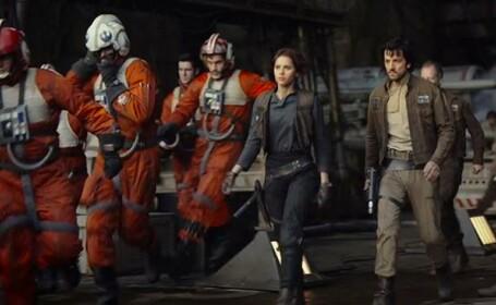 Clipul la care s-au uitat 300.000 de oameni in mai putin de o ora! Cum arata primul trailer la Star Wars: Rogue One