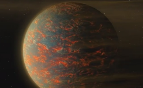 Cancri 55 e