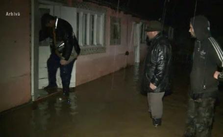 Cod rosu de inundatii in Brasov. Autoritatile locale au convocat comitetul de urgenta