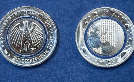 moneda 5 euro