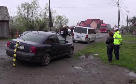 Curse ca-n filme pe un drum national din Romania, pe urmele a 4 hoti care au jefuit o locuinta. S-au tras 9 focuri de arma