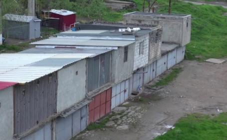 Inventia unor galateni, garajul cu etaj. Primar: \