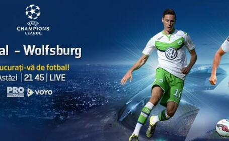 Real Madrid – Wolfsburg
