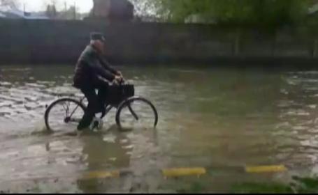 inundatii Moreni