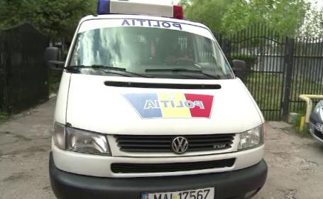 Politist din Alba, condamnat la inchisoare cu suspendare pentru ca s-a abatut de la traseu in timp ce il escorta pe Simota
