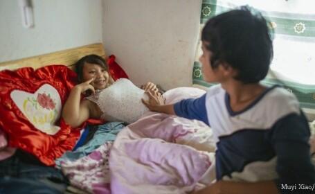 Miresele minore ale Chinei. Soarta dramatica a tinerelor din zonele rurale, casatorite si insarcinate la 13 ani