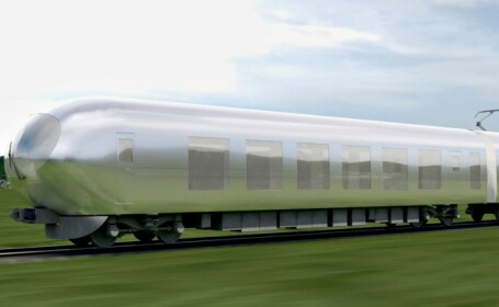 tren invizibil
