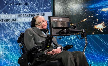 Stephen Hawking, lansare proiect StarShot