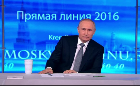 Cand o va prezenta Vladimir Putin pe prima doamna a Rusiei. Intrebarea care l-a pus in dificultate pe presedintele rus