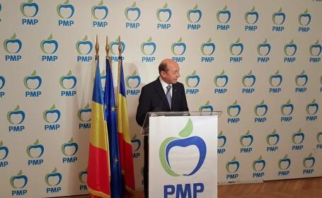 Traian Basescu - FB