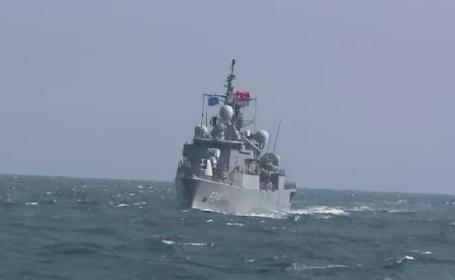 Rusii au spionat din aer si de pe apa exercitiile NATO din Marea Neagra. \