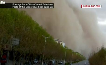 furtuna de nisip China